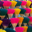 Colorful incense — Lizenzfreies Foto