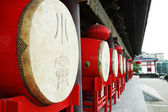 Chinese drums — Stockfoto