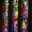 Church windows — Stock Photo