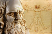 Leonardo da Vinci — Stock Photo