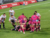 Rugby jano vermaak sudáfrica 2012 — Foto de Stock