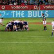 Rugby Duvenhage Feeds Scrum Stormers South Africa 2012 - Stock fotografie