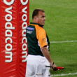 Cobus Wessels Referee South Africa 2012 - Foto de Stock  