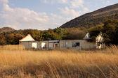 Abandoned Farmhouse Ruins — Zdjęcie stockowe