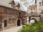 Castle of Grodno — Stock Photo