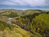 Lago bystrzyckie — Foto Stock
