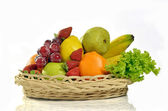 Best Fruit & Vegetables Pictures — Stock Photo