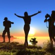 A group of tourists — Stock Photo #11392225