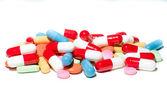 Different pills — Stock Photo