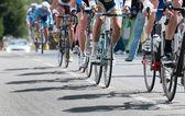 Profesyonel yarış bisiklet — Stok fotoğraf