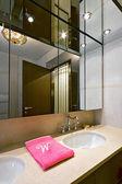 经典浴室 — 图库照片