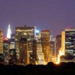 Manhattan Panorama — Stock Photo #10754147