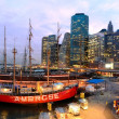 South Street Seaport — Stock Photo #10754365