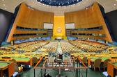 Birleşmiş milletler genel kurulu — Stok fotoğraf