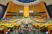 United Nations General Assembly — Foto Stock
