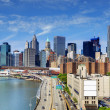 New York City Skyline — Stock Photo #10830953