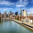New York City Skyline — Stock Photo #10831070