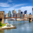New York City Skyline — Stock Photo #10831076