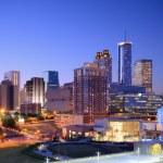 Atlanta — Stockfoto