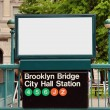 Subway Station — Stock Photo #10831545