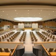 Stock Photo: United Nations Security Council Chamber