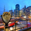 Foto de Stock  : South Street Seaport