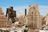New york scéna — Stock fotografie