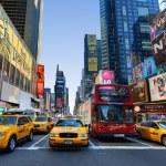 Таймс-сквер — Стоковое фото