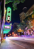 Fox Theatre Atlanta — 图库照片