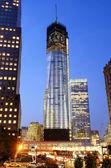 One World Trade Center — Stock Photo