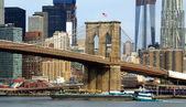 Brooklyn Skyline — Stock Photo