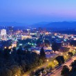 Asheville Skyline — Stock Photo #11328235