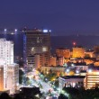Stock Photo: Asheville Skyline