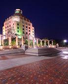 Asheville City Hall — Stock Photo