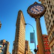 Flatiron Building — Stock Photo