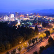 Asheville Skyline — Stock Photo #11476310