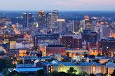 Downtown Birmingham, Alabama — Stock Photo