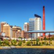 Stock Photo: Downtown Birmingham, Alabama