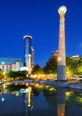 Centennial Olympic Park — Stock Photo