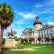 Stock Photo: South CarolinState House