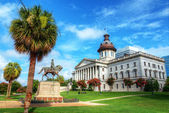 South Carolina State House — 图库照片