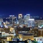 Downtown Birmingham, Alabama — Stock Photo #11773375