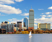 Boston Back Bay — Stock Photo