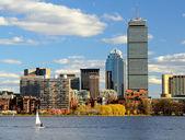 Boston Back Bay — Stock Photo