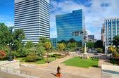 Columbia Cityscape — Stock Photo