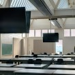 Stock Photo: Modern classroom