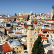 Jerusalem Cityscape — Stock Photo