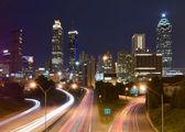 В центре Атланта — Стоковое фото