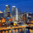 Pittsburgh Skyline — Stock Photo #12207019