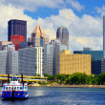 Pittsburgh Waterfront — Stock Photo #12207025